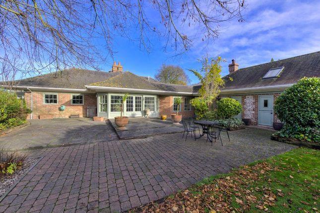 Thumbnail Detached bungalow for sale in Balsham, Cambridge
