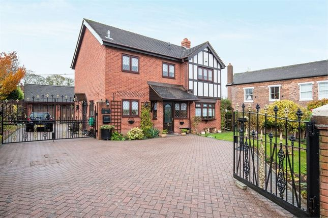 Thumbnail Detached house for sale in Farm Lane, Horsehay, Telford, Shropshire
