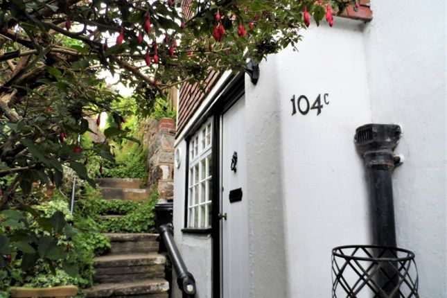 Thumbnail End terrace house to rent in High Street, Hastings Old Town, East Sussex