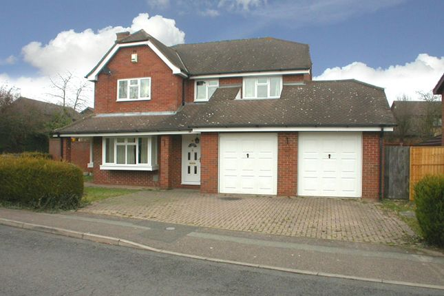 Thumbnail Detached house for sale in Hollyrood, Great Holm