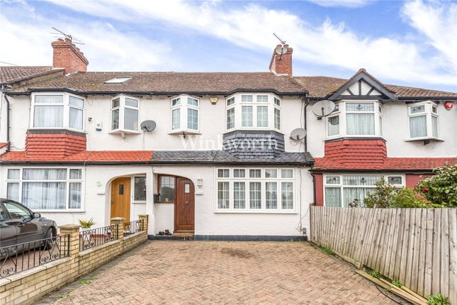 Thumbnail Terraced house for sale in Canada Avenue, London
