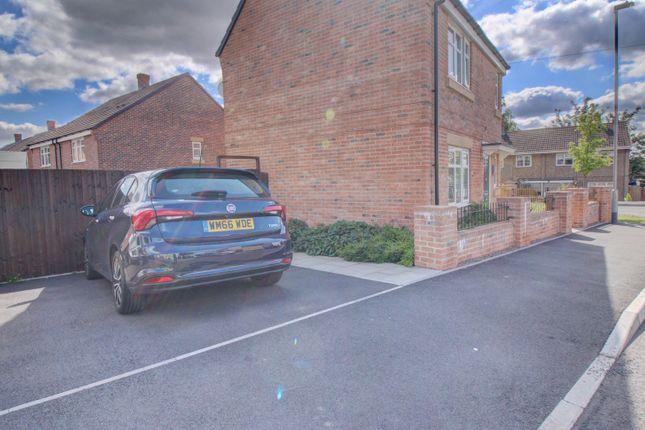 Driveway of Sherwood Drive, Cannock WS11