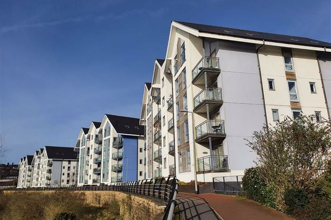1 bed flat for sale in Neptune Apartments, Phoebe Road, Pentrechwyth SA1