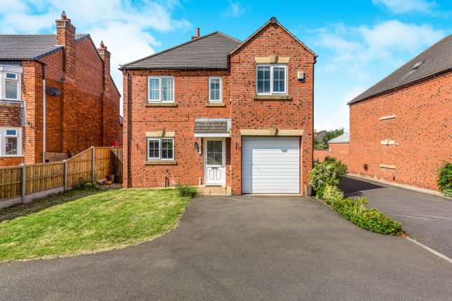 4 bed detached house for sale in Hensons Lane, Thringstone, Coalville