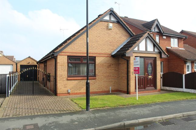Thumbnail Detached bungalow for sale in Malvern Avenue, Cusworth, Doncaster