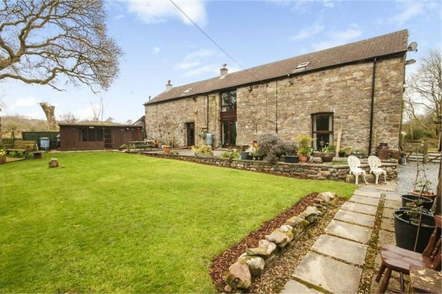 Thumbnail Detached house for sale in Banwen, Banwen, Neath, Powys
