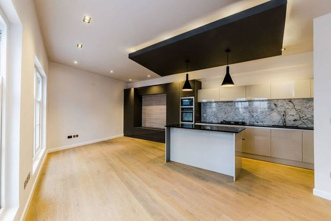 Thumbnail Terraced house to rent in Agar Grove, London