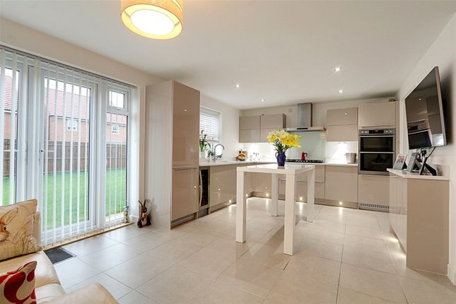 Thumbnail Detached house for sale in Lawrance Avenue, Anlaby, Hull, East Yorkshire