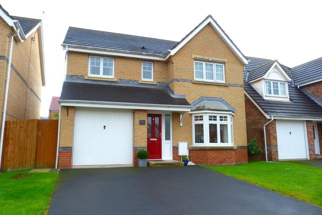 Thumbnail Detached house for sale in East Farm Close, Normanby, Middlesbrough