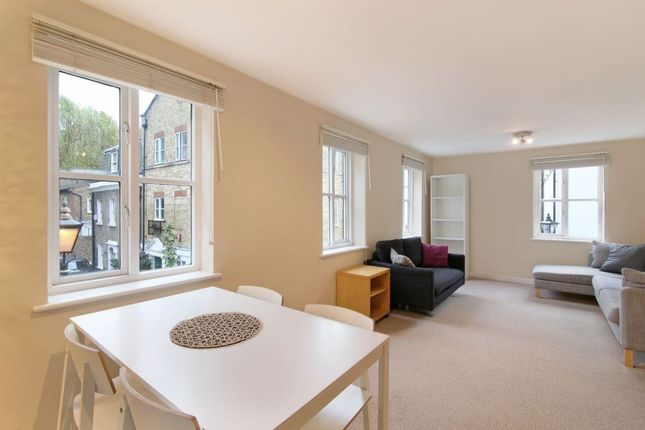 Thumbnail Flat to rent in Vestry Mews, London
