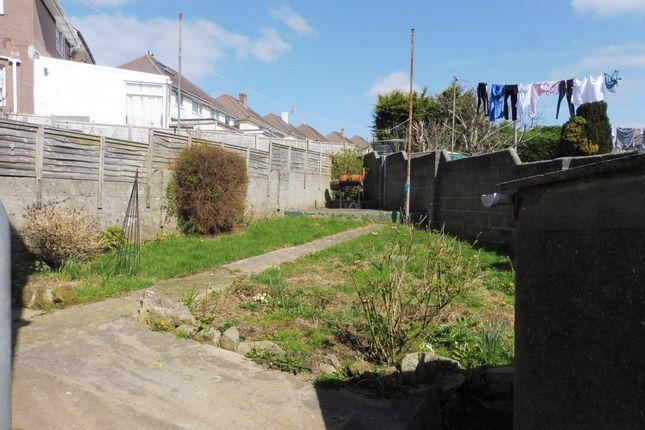Garden of Churchway, Plymouth PL5