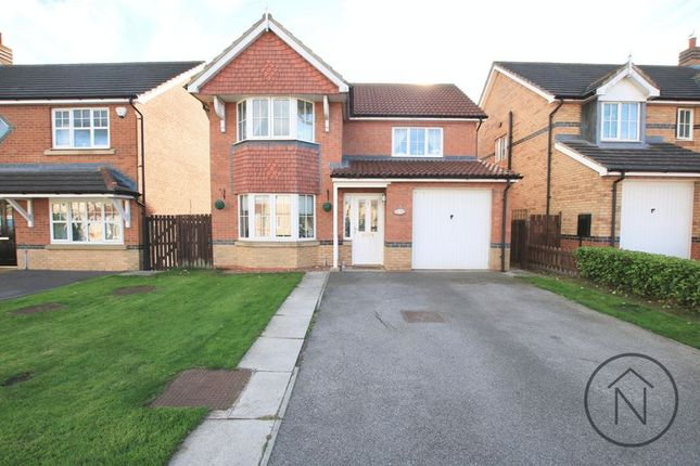 Thumbnail Detached house for sale in Pinewood Close, Newton Aycliffe