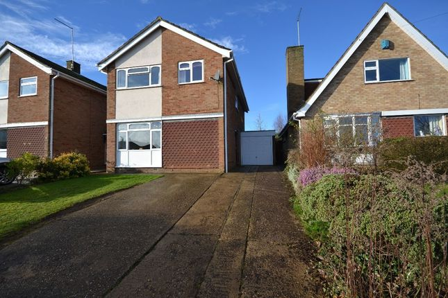 Thumbnail Detached house for sale in Buttmead, Blisworth, Northampton