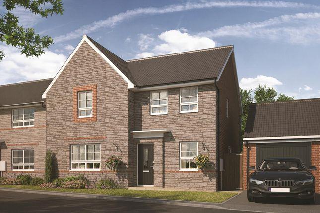 "Thumbnail Detached house for sale in ""Radleigh"" at Walnut Close, Keynsham, Bristol"