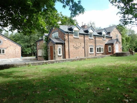 Thumbnail Detached house for sale in Whitchurch Road, Hatton Heath, Chester, Cheshire