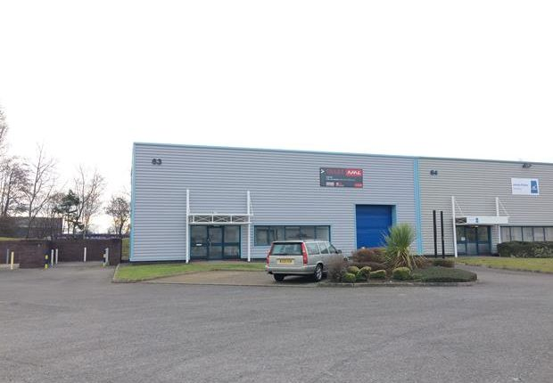 Thumbnail Light industrial to let in Unit 63, Zone Two, Third Avenue, Deeside Industrial Park, Deeside