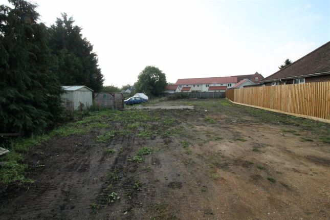 Thumbnail Land for sale in Victoria Road, Diss