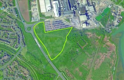 Thumbnail Land for sale in Site At Swale Way, (Fulcrum Business Park), Kemsley, Sittingbourne, Kent