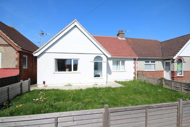 Thumbnail Bungalow to rent in Upper Brighton Road, Lancing