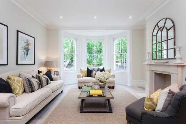 Thumbnail Detached house for sale in North Side Wandsworth Common, London