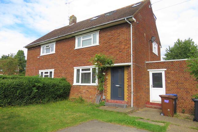 Thumbnail Semi-detached house for sale in Wheatley Road, Welwyn Garden City