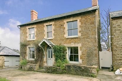 Thumbnail Detached house to rent in Swerford, Oxfordshire