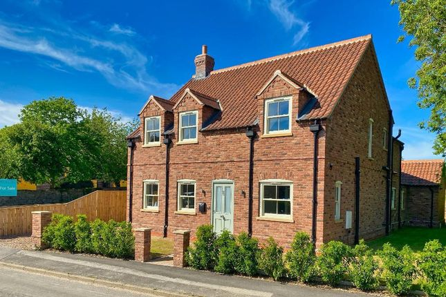 Thumbnail Detached house for sale in Front Street, Lockington, Driffield, East Yorkshire