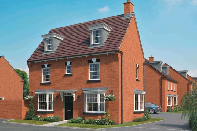 "Thumbnail Detached house for sale in ""Longdon"" at St. Lukes Road, Doseley, Telford"
