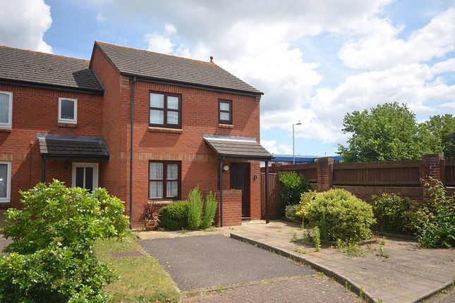 3 bed end terrace house for sale in Old Market Close, St Thomas, Exeter