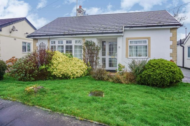 Thumbnail Detached bungalow for sale in Elm Drive, Northop Hall
