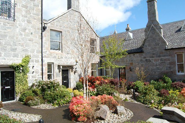 Thumbnail Terraced house to rent in Kings Gate, Townhouse D, Aberdeen