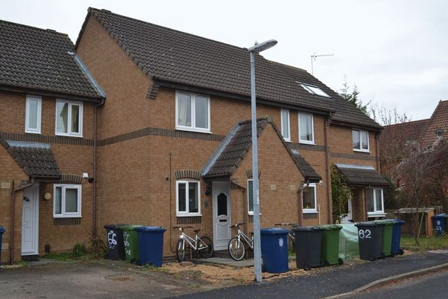 Thumbnail Terraced house for sale in Lucerne Close, Cherry Hinton, Cambridge
