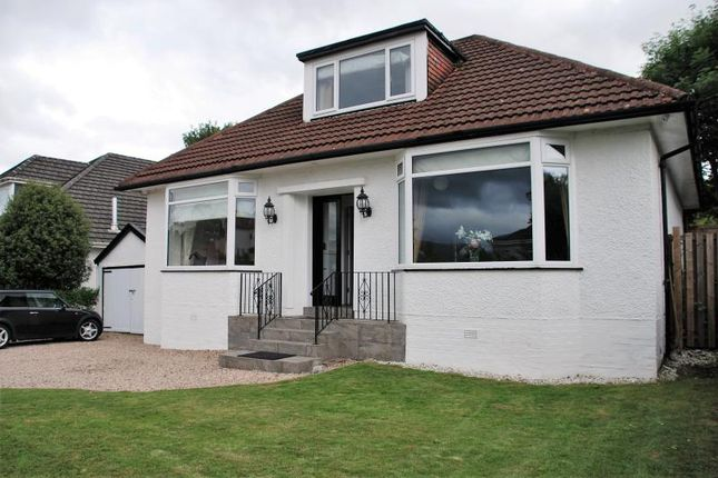 Thumbnail Detached house to rent in Broomvale Drive, Newton Mearns, Glasgow