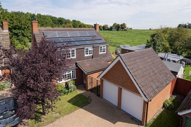 Thumbnail Detached house for sale in Church Walk, Eggington, Leighton Buzzard