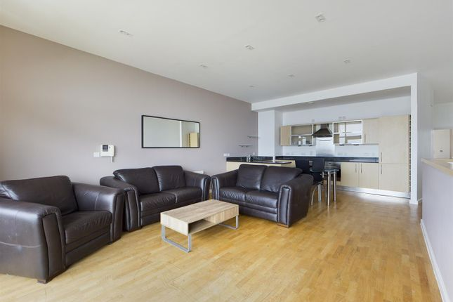 Thumbnail Flat to rent in Penthouse, 55 Degrees North, City Centre