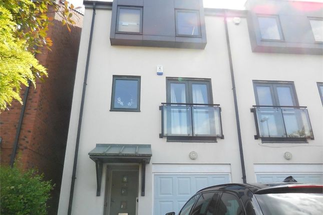 Thumbnail Town house to rent in Othello Road, Wolverhampton