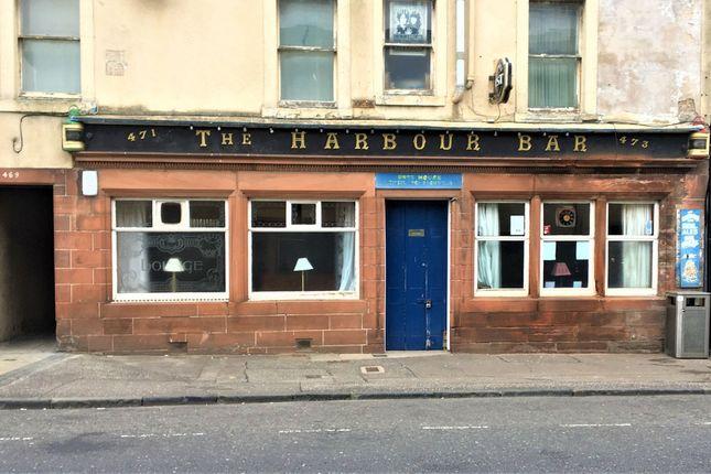Thumbnail Pub/bar for sale in High Street, Kirkcaldy