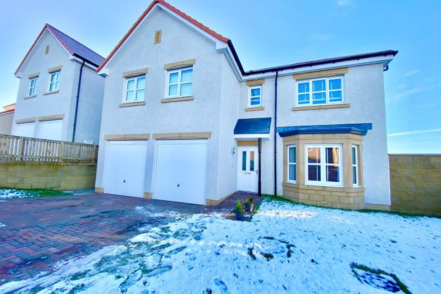 Thumbnail Detached house for sale in Muirhead Crescent, Bo'ness