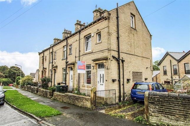Thumbnail End terrace house to rent in Union Road, Bradford, West Yorkshire