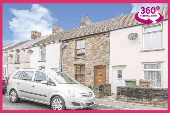 Thumbnail Terraced house for sale in High Street, Nelson, Treharris