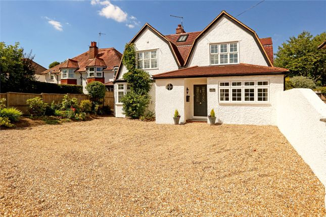 Thumbnail Detached house for sale in London Road, Liphook, Hampshire