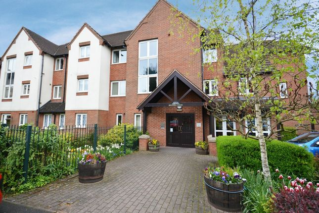 Thumbnail Flat for sale in Millers Court, Haslucks Green Road, Shirley