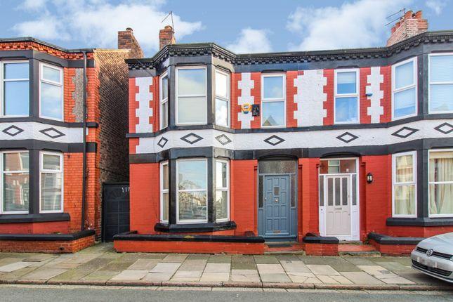 Charles Berrington Road, Liverpool L15