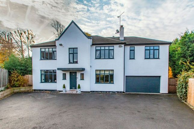 Thumbnail Detached house for sale in Woodhead Road, Hale, Altrincham