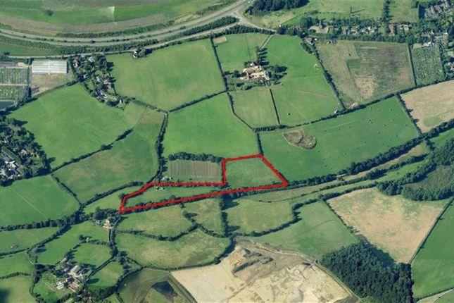 Thumbnail Land for sale in East End Green, Hertford, Hertfordshire