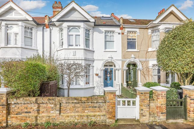 Thumbnail Terraced house for sale in Bournemouth Road, Old Merton Park