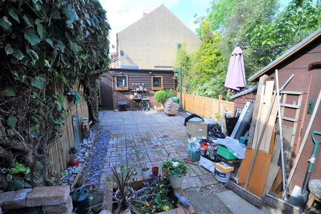 Rear Garden of Balmoral Road, Watford WD24