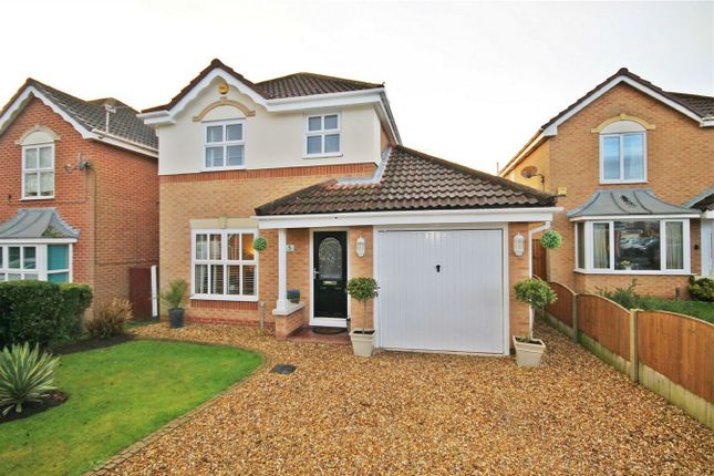 3 bed detached house for sale in Harlyn Gardens, Penketh, Warrington