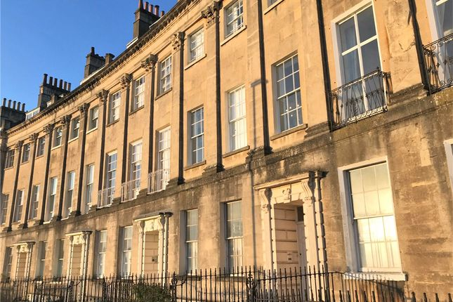 3 bed maisonette for sale in Camden Crescent, Bath, Somerset BA1