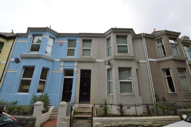 Thumbnail Terraced house for sale in Egerton Crescent, Plymouth, Devon